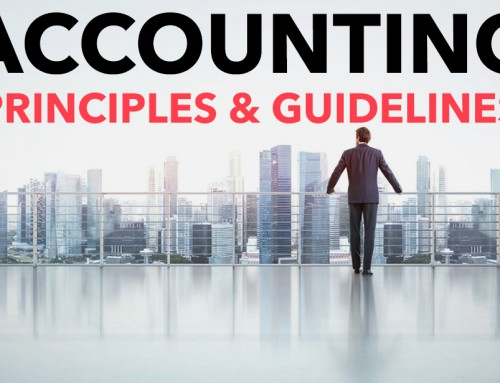 Accounting Principles and Guidelines